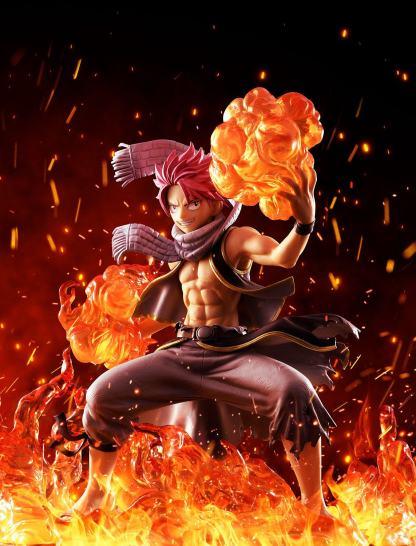 Fairy Tail - Natsu Dragneel figuuri