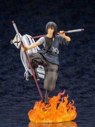 Fire Force - Shinmon Benimaru figuuri, Bonus Edition
