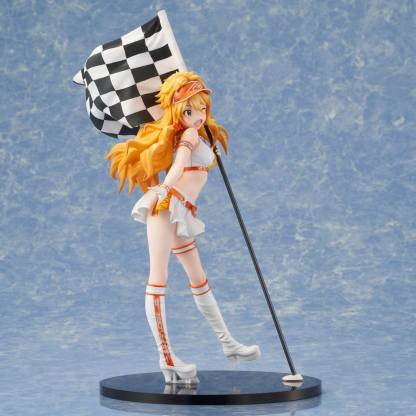 Idolmaster - Miki Hoshii Koakuma Circuit Lady ver figuuri