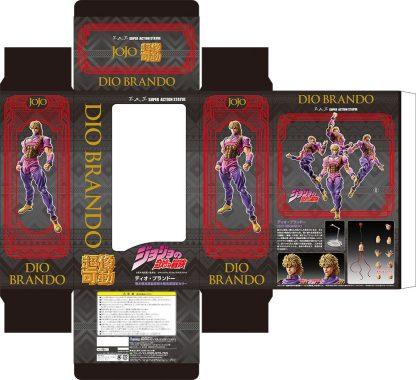 Jojo's Bizarre Adventure - Dio Brando Super Action Figure