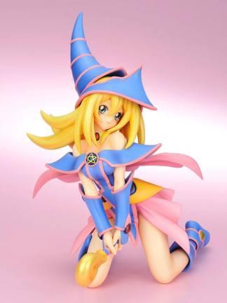 Yu-Gi-Oh! - Dark Magician Girl figuuri