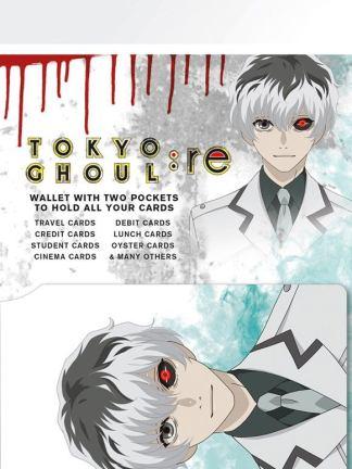 Tokyo Ghoul korttikotelo