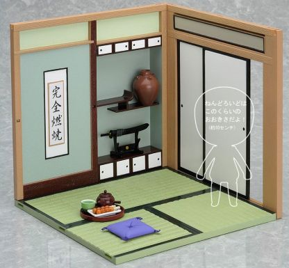 Nendoroid Playset #02 - Japanese Life Set B - Guestroom