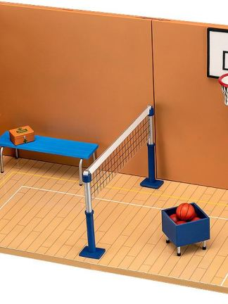 Nendoroid Playset #07 - Gymnasium B Set