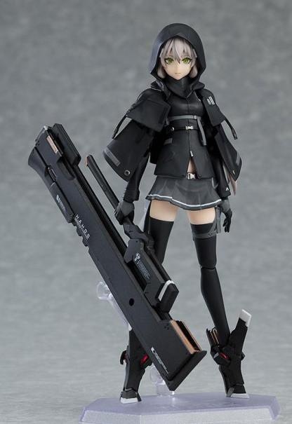 Heavily Armed High School Girls - Ichi [another] Figma [485]