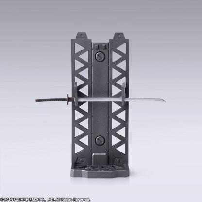 Nier Automata Bring Arts Weapon Collection