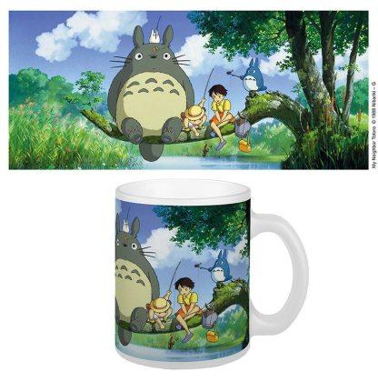 Studio Ghibli - Totoro Fishing Muki