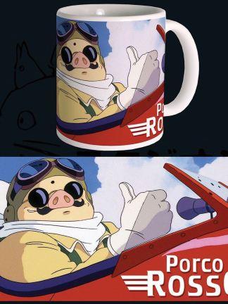 Studio Ghibli - Porco Rosso Muki