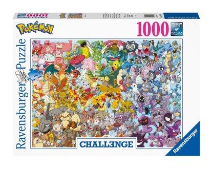 Pokemon Challenge Palapeli