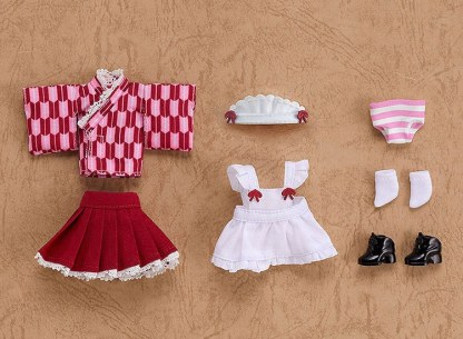 Catgirl Maid - Sakura Nendoroid Doll