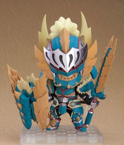 Monster Hunter - Hunter Male Zinogre Alpha Armor ver Nendoroid [1421-DX]