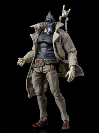 No Guns Life - Inui Juzo Action Figure