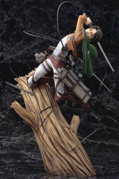 Attack on Titan – Levi figuuri, Renewal Package ver