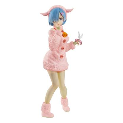 Rem The Wolf and the Seven Kids Pastel ver