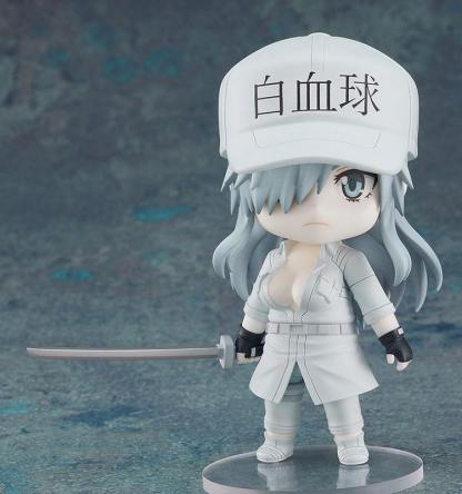 Cells at Work! - White Blood Cell Nendoroid