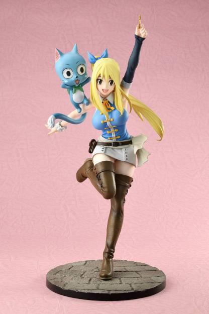Fairy Tail Final Season - Lucy Heartfilia figuuri Uusi 1/8 scale Valmistaja BellFine