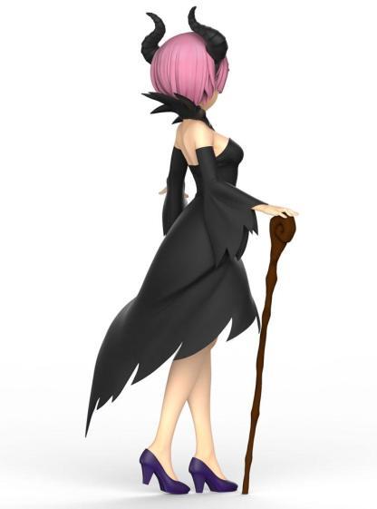 Re:Zero - Fairy Tail Ram Nemurihime figuuri