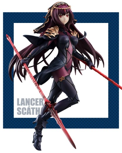 Fate/Grand Order - Lancer/Scathach figuuri