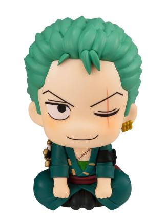 One Piece Rorona Zoro Look Up figuuri