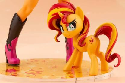 My Little Pony - Sunset Shimmer figuuri