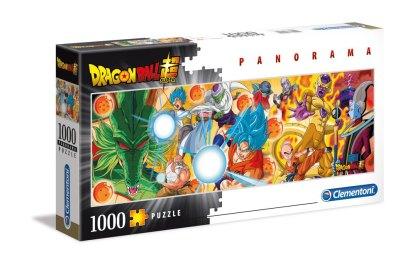 Dragon Ball Characters Panorama Palapeli