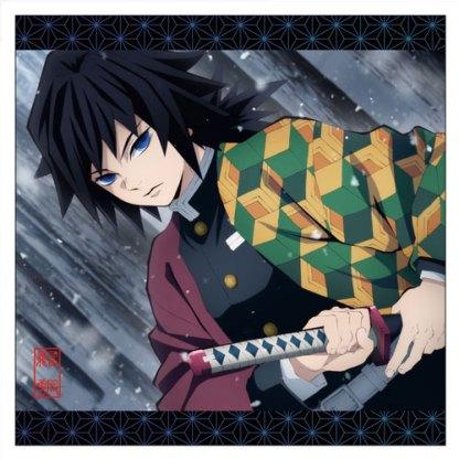 Kimetsu no Yaiba: Demon Slayer - Giyu Tomioka Tyynyliina