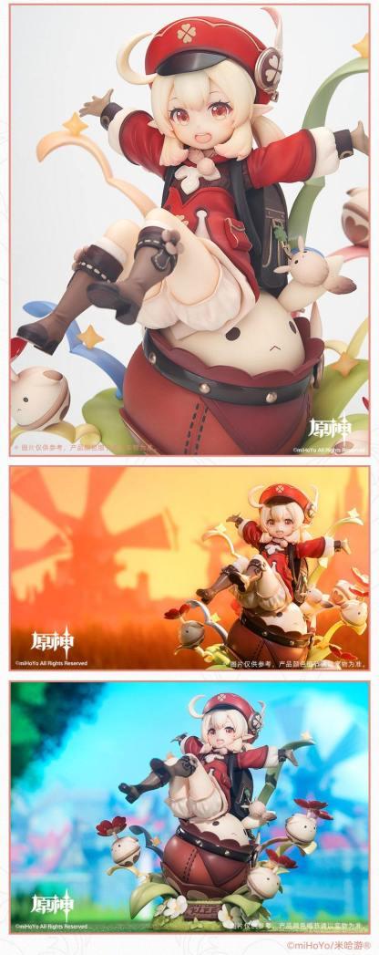 Genshin Impact - Klee the Spark Knight figuuri