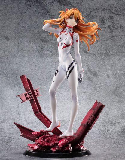 Evangelion - Asuka Shikinami Langley Last Mission figuuri