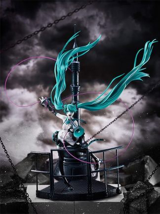 Hatsune Miku - Love is War Refined ver figuuri + 20th anniversary book