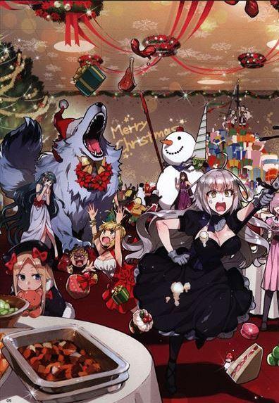 Fate/Grand Order - FGO Illustrations 2, Doujin