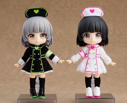 Nendoroid Doll Outfit Set - Nurse, White