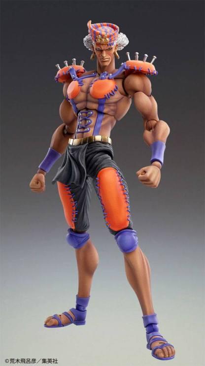 JoJo's Bizarre Adventure – Esidisi Super Action Figure