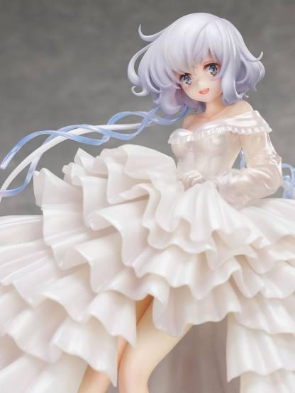 Zombie Land Saga - Junko Konno Wedding Dress figuuri
