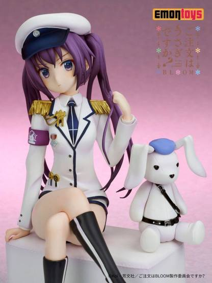 Is the Order a Rabbit? - Rize Military Uniform ver figuuri