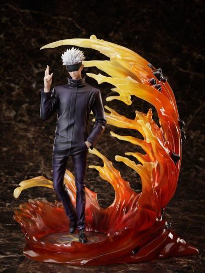 Jujutsu Kaisen - Satoru Gojo Unlimited Curses figuuri
