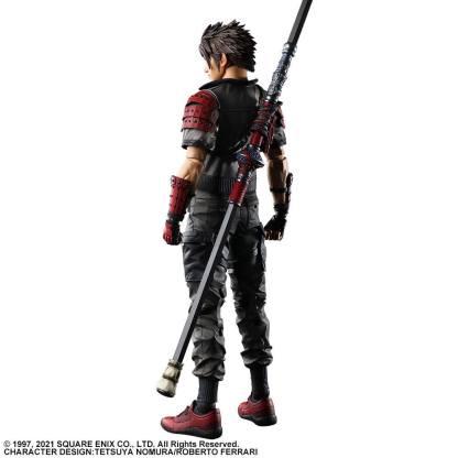 Final Fantasy VII Remake - Sonon Kusakabe Play Arts Kai figuuri