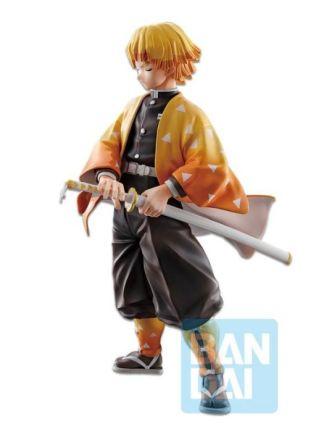 Kimetsu no Yaiba: Demon Slayer - Zenitsu Agatsuma (The Fourth) Ichibansho figuuri
