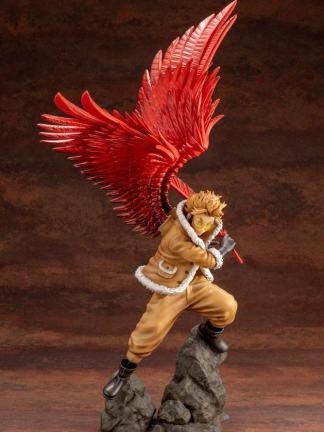 My Hero Academia: Boku no Hero Academia - Hawks figuuri, Bonus Edition