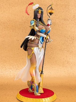 Fate/Grand Order - Caster of the Nightless City/ Scheherazade figuuri.