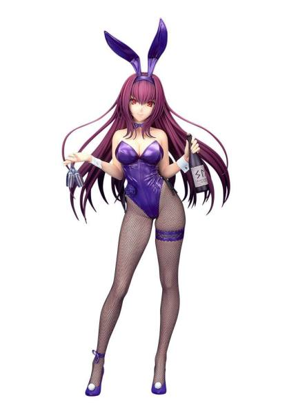 Fate/Grand Order - Scathach Sashiugatsu Bunny ver figuuri
