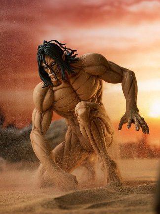 Attack on Titan - Eren Yeager Attack Titan ver Pop Up Parade figuuri