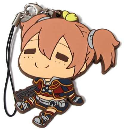 Sword Art Online - Chibi Silica avaimenperä
