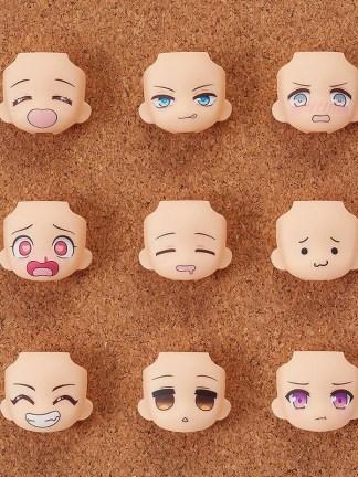 Nendoroid More Face Swap Selection