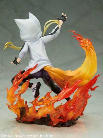 Kemono Jihen - Kon figuuri