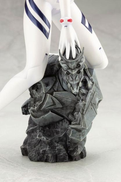 Evangelion 3.0+1.0 - Asuka Shikinami Langley White Plugsuit ver figuuri
