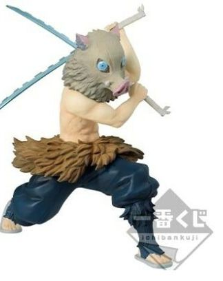 Kimetsu no Yaiba: Demon Slayer - Inosuke Hashibira Ichibansho figuuri