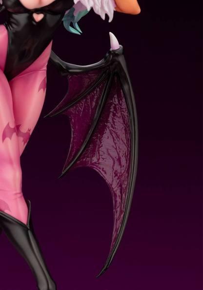 Darkstalkers - Morrigan figuuri