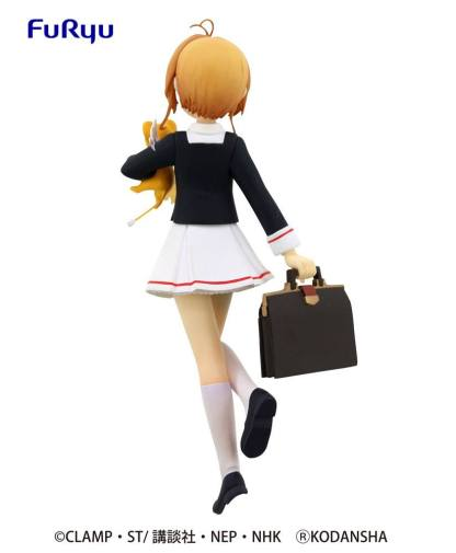 Card Captor Sakura - Tomoeda Junior High School Uniform figuuri