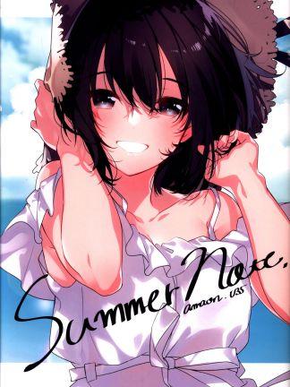 Original - Summer Note, Doujin