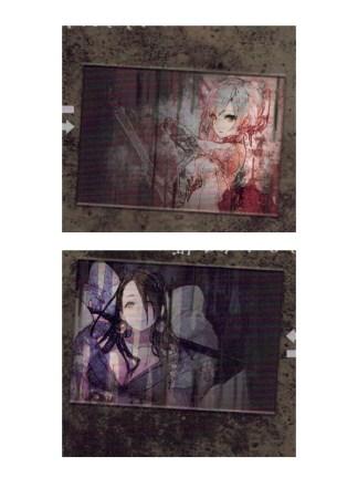 SINoALICE - Snow White & Kaguya tyynyliina
